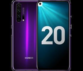 HONOR 20 Pro 8/256 GB Мерцающий чёрно-фиолетовый
