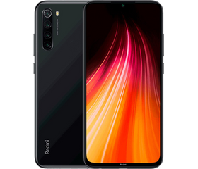 Xiaomi Redmi Note 8T 4/128 GB Black (Чёрный)