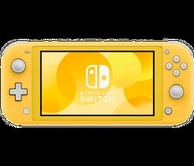 Игровая консоль Nintendo Switch Lite Жёлтый