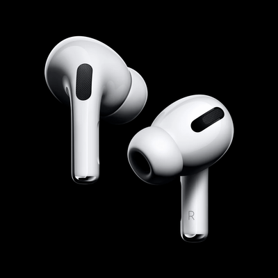 Анонс Apple AirPods Pro